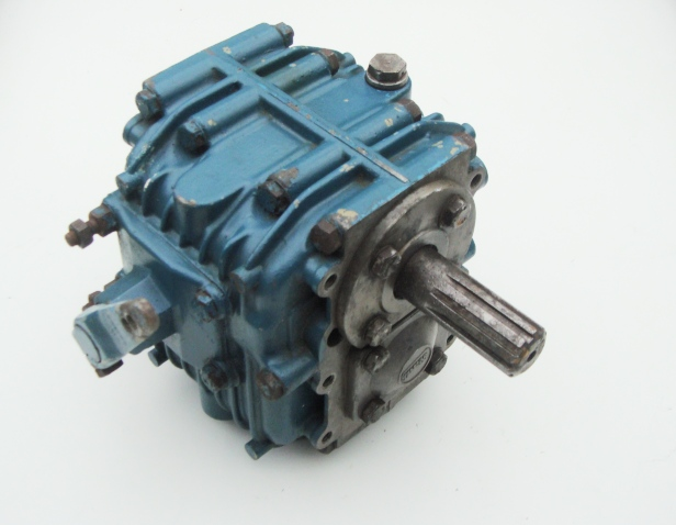 Hurth Gearbox