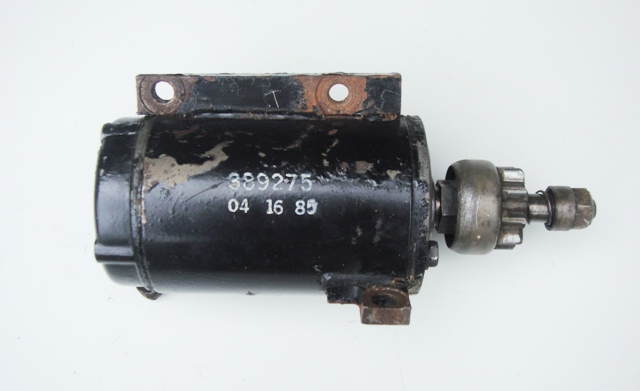 Johnson Starter Motor 50 60 Hp