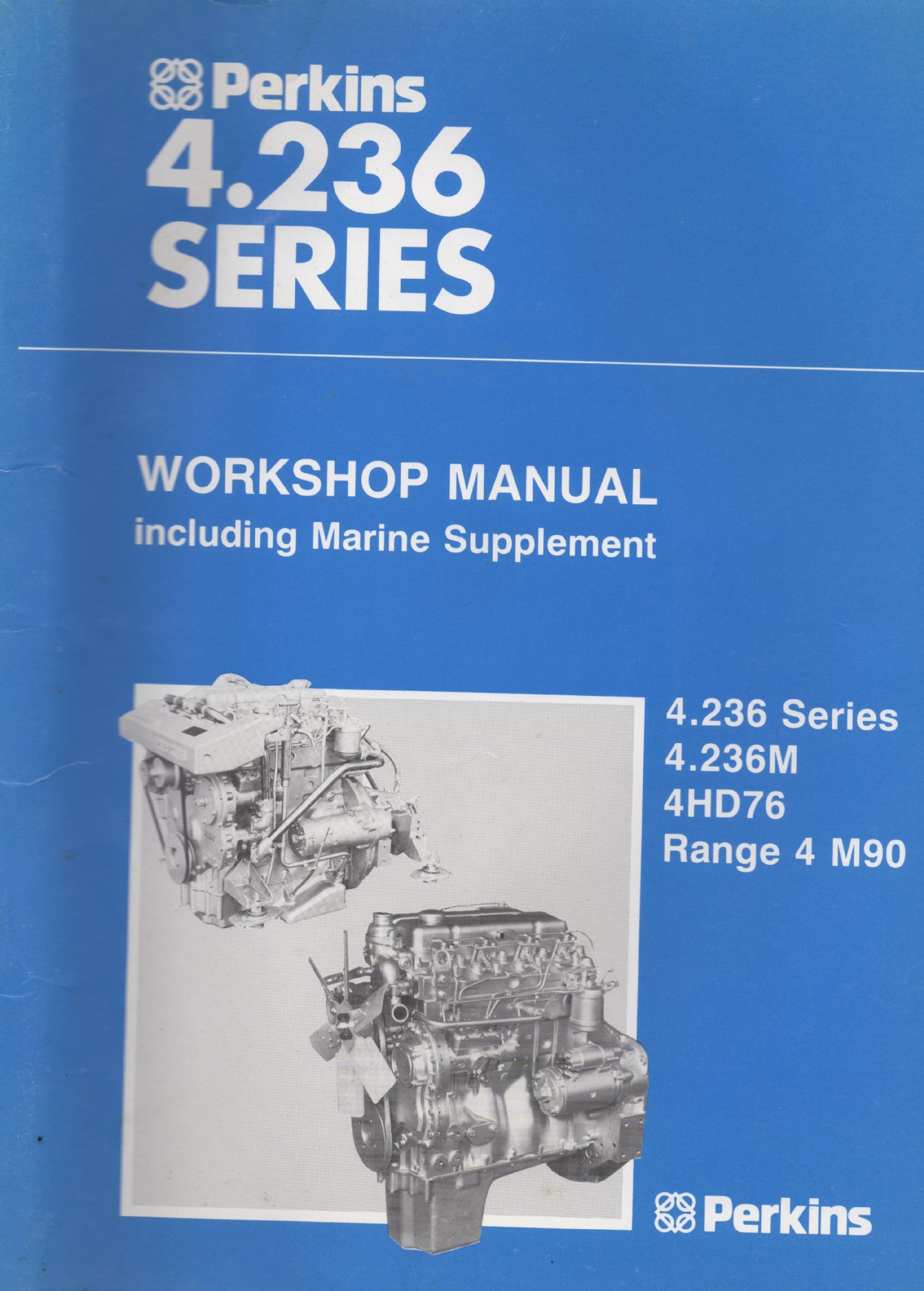 Perkins 4 236 Workshop Manual