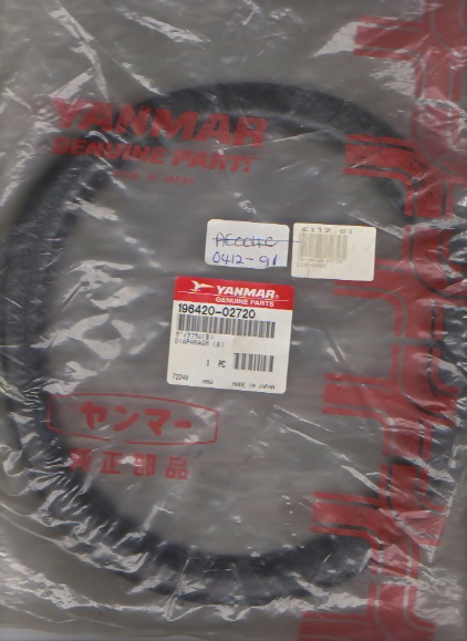 Yanmar sd20 secondary inner sealing diaphragm ccuart Image collections