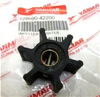 Genuine Yanmar Impeller 128990-42200