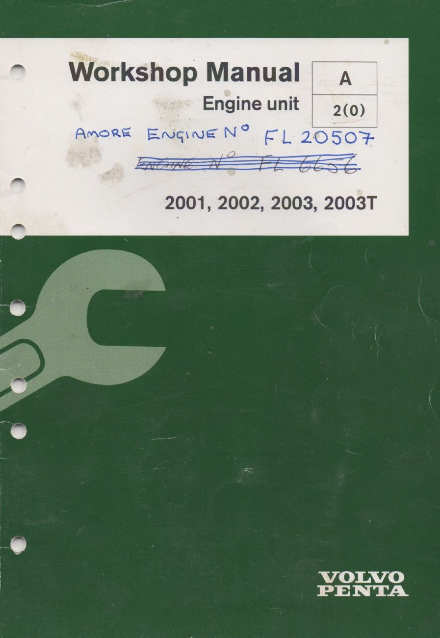 volvo penta workshop manual engine unit 2001 2002 2003 2003t rh boatpartsandspares co uk