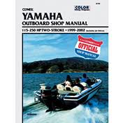 Yamaha Outboard Manual 115HP-250HP  two stroke