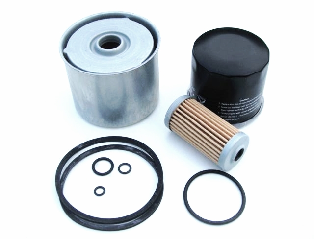 Yanmar Filter Kit 1GM, 2GM, 3GM